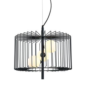 Moderní závěsná lampa Daren G9, 3 žárovky small 0