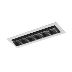 Bílá Harper LED zapuštěná stropní lampa small 0