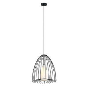 Moderní závěsná lampa Lexi E14 small 1
