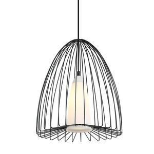 Moderní závěsná lampa Lexi E14 small 0