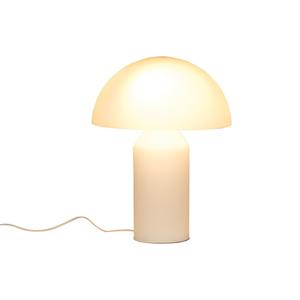 Bílá stolní lampa Mizuni White E27 3 žárovky small 1
