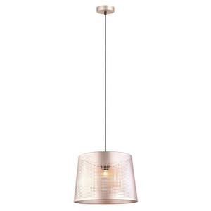 Zlatá závěsná lampa E27 E27 small 1
