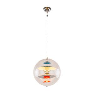 Moderní závěsná lampa Venta E27 small 3