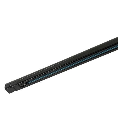 3fázová stopa - 1 m černá LED
