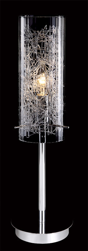 Moderní stolní lampa Ibiza E14