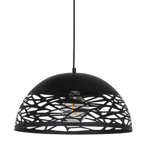 Moderní závěsná lampa Armand E27 small 0