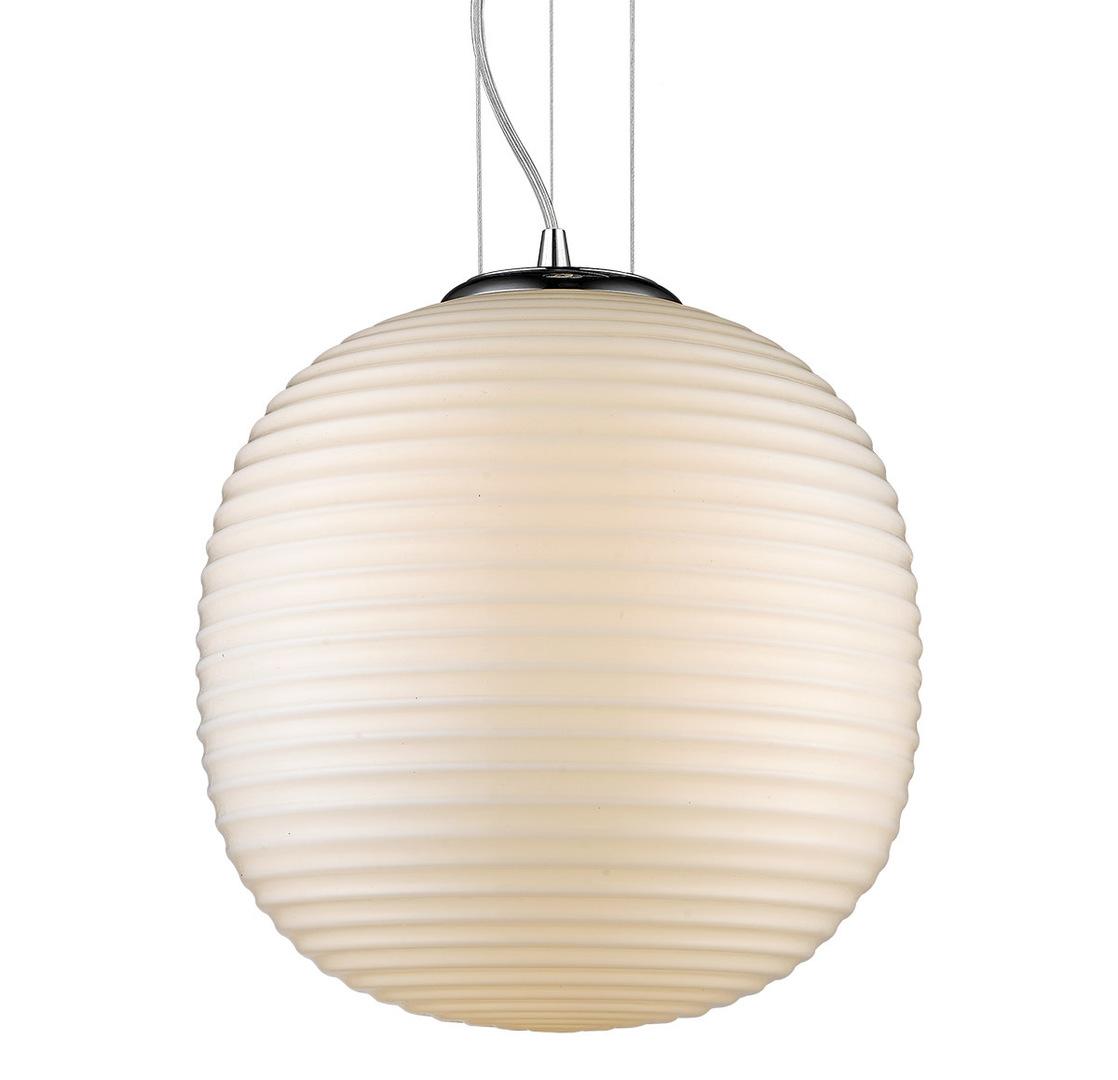 Moderní závěsná lampa Dakota E27