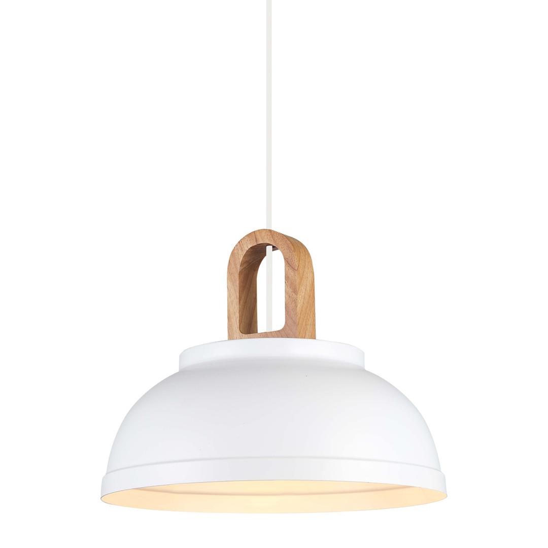 Moderní závěsná lampa Danito E27