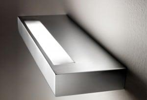 Itre ALIAS Nástěnné svítidlo chrom 35 cm small 0