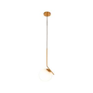 Moderní závěsná lampa Mondo E27 small 1