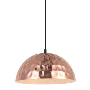 Černá závěsná lampa Rasto E27 small 0