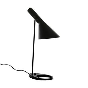 Černá stolní lampa Volta E27 small 0