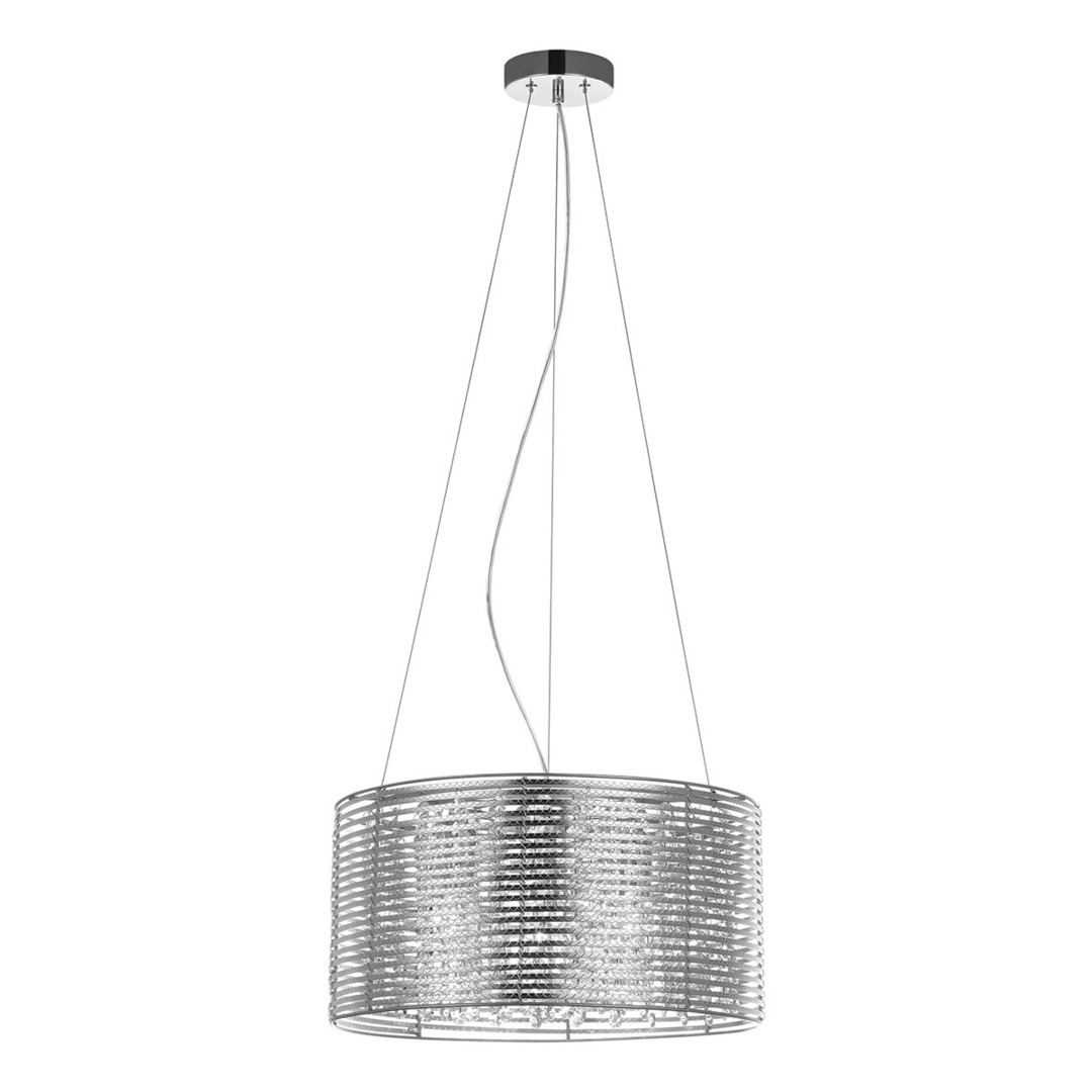 Moderní závěsná lampa Alpio SL E14 3 žárovky