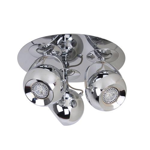 Moderní tříbodový reflektor James CH GU10