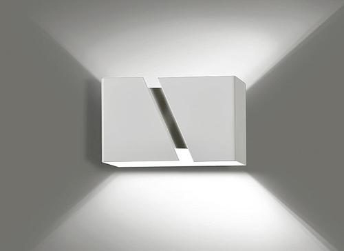 Nástěnná lampa OLIMP WHITE
