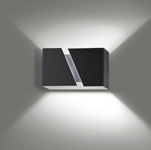 Nástěnná lampa OLIMP BLACK