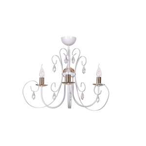 FOREMAN 3 WHITE CEILING LAMP small 0