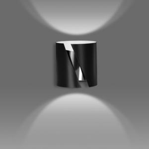 Nástěnná lampa MILO BLACK small 0
