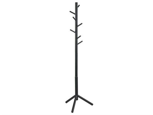 ACTONA ramínko na šaty BREMEN černé - lakované dřevo