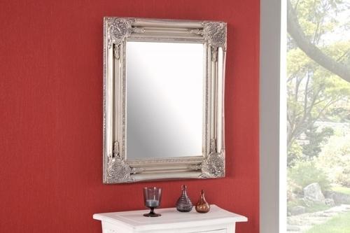 INVICTA Závěsné zrcadlo SPECULUM 55cm - stříbrné