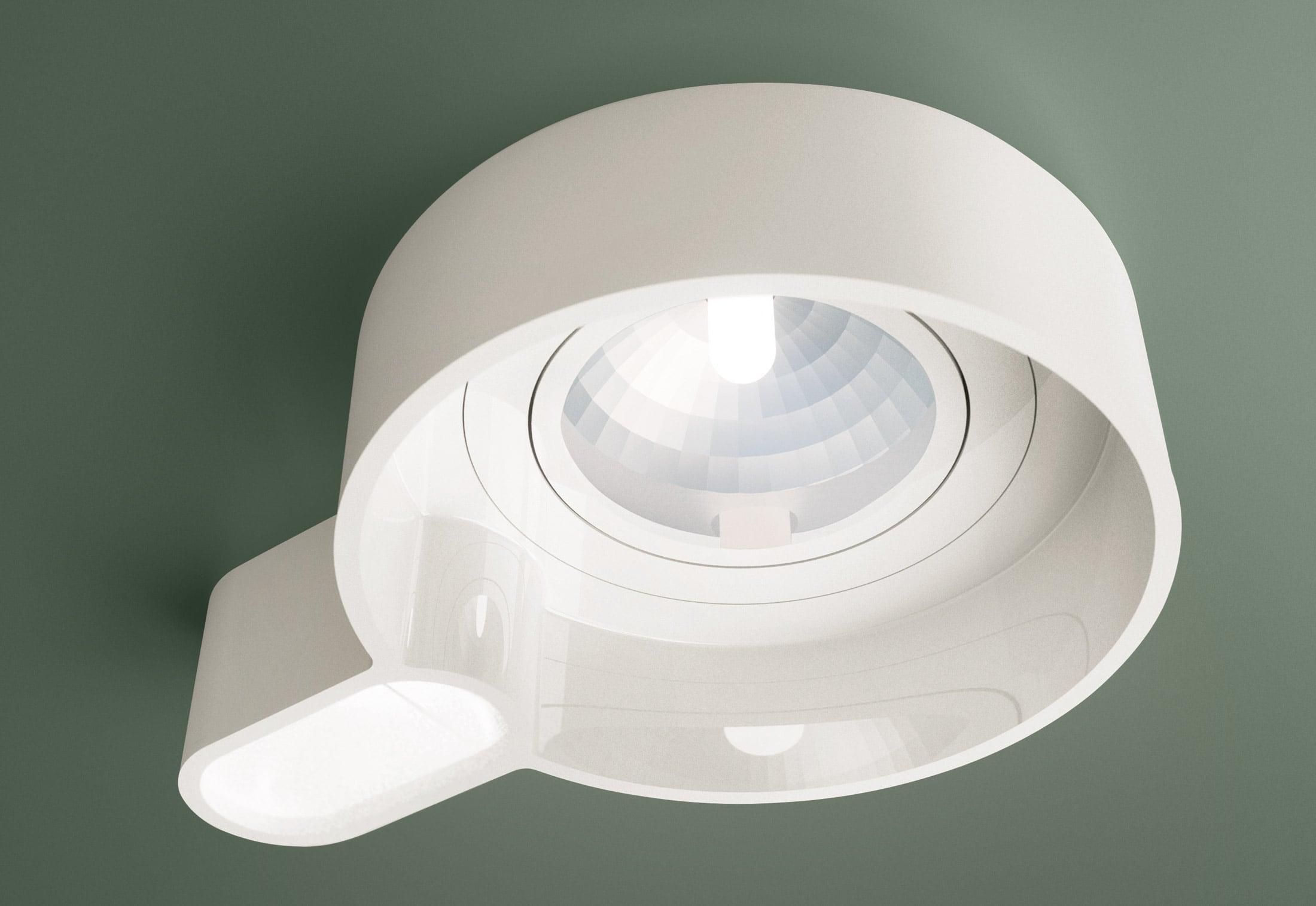 Eyelet Itre (Leucos) halogenové svítidlo SD 007 1X50W GU5,3
