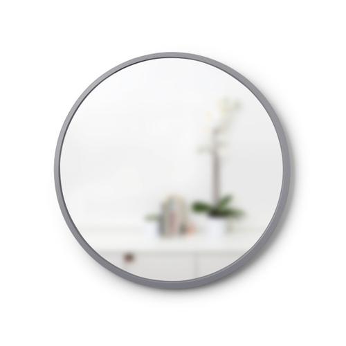UMBRA závěsné zrcadlo HUB 61 šedé