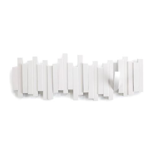 UMBRA věšák na oblečení STICKS bílý