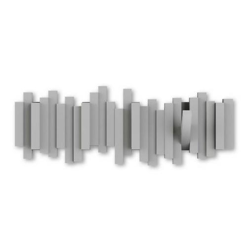 UMBRA ramínko na šaty STICKS šedé