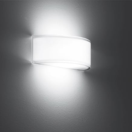 Nástěnné svítidlo Glashutte Limburg 1X26W 89661