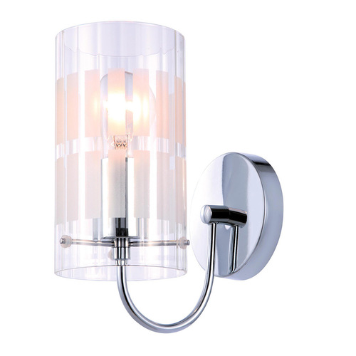 Moderní nástěnná lampa Max E27
