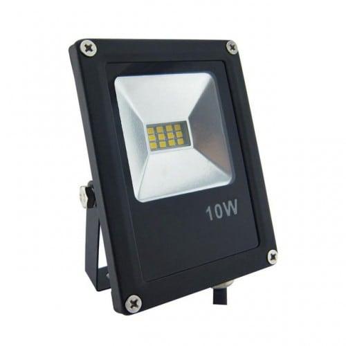 Projektor LED POLUX SMD 10W IP65 černý
