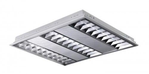 Leštěné zapuštěné LED svítidlo POLUX ProBUS M06A39KADW 60x60