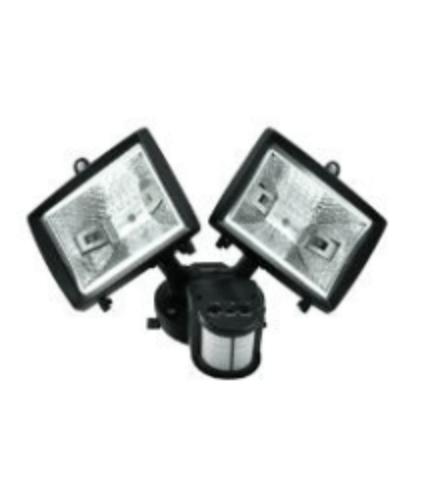 Projektor halogenowy POLUX HP78Bx2SR 2x150W z czujnikiem