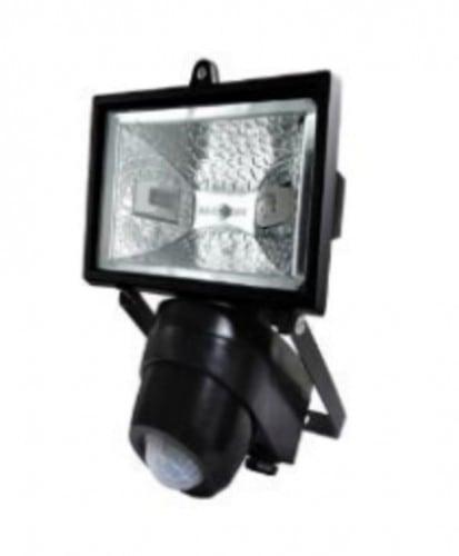 Halogenový projektor POLUX HP118BSR360 s 360 ° senzorem