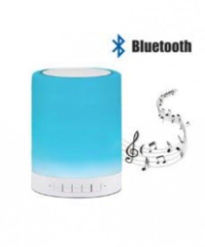 Lampa biurkowa diodowa POLUX RGB Funny Bluetooth
