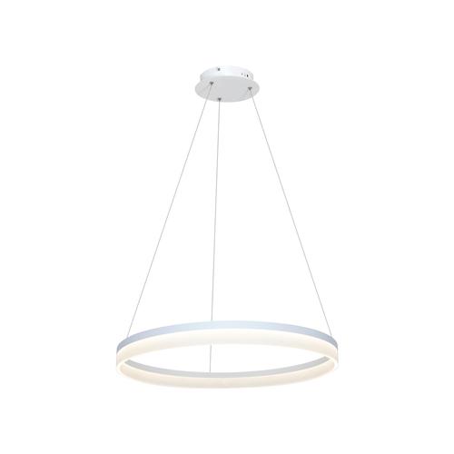 Závěsná lampa LED 36 W, bílá