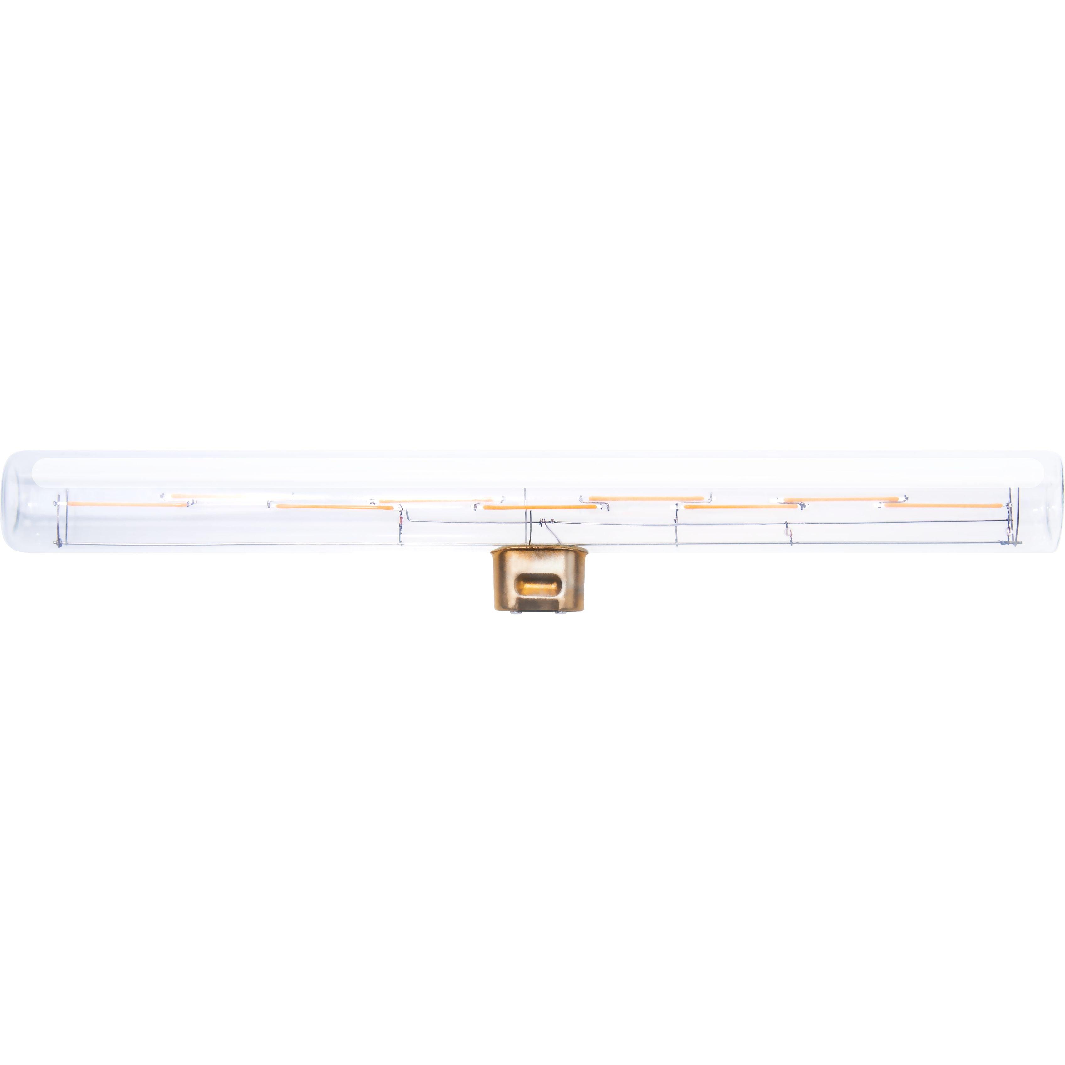 LED lineární žárovka 300mm 8W S14d Segula