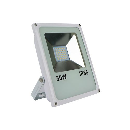 Bílý LED reflektor 30W IP65