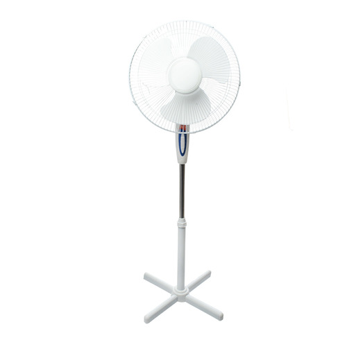 Eko Light 16 '' bílý stojící ventilátor