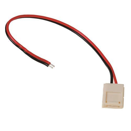 LED konektor 10 mm. Jednostranný styk.