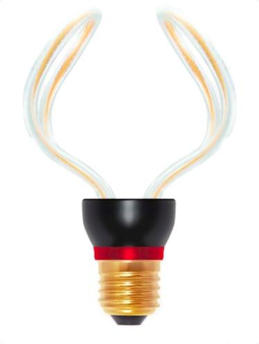 Dekorativní žárovka LED Art Globo 2, 12W, E27
