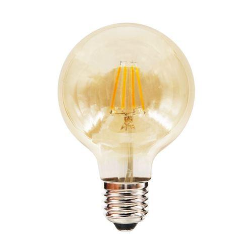Dekorativní žárovka 6 W G80 E27