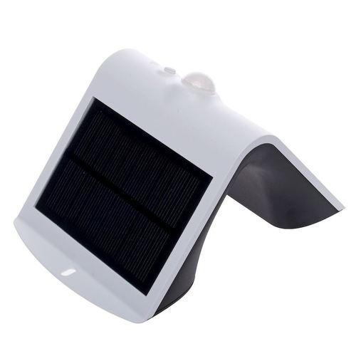 Bílá solární motýlková lampa 1,5 W IP65